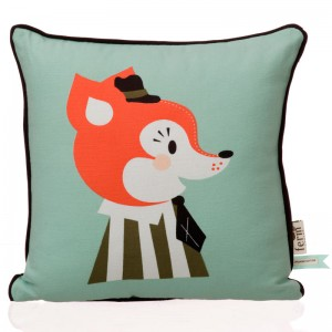 cojin ferm living mr frank fox